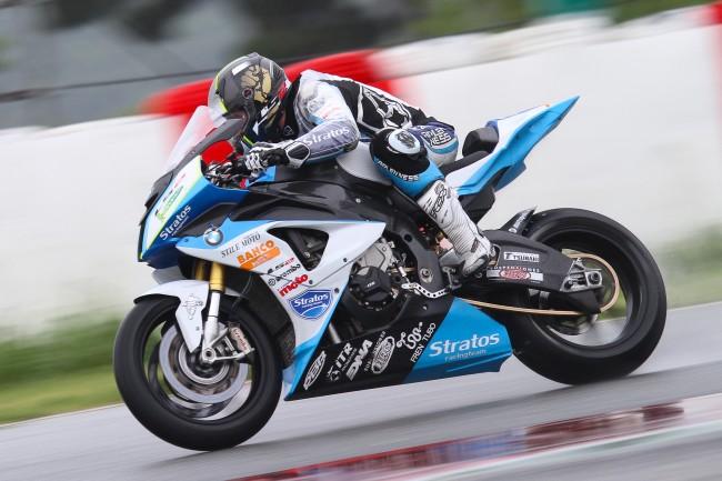 Excelente resultado de Faubel y Team Stratos BMW en su primera carrera de Stock Extreme
