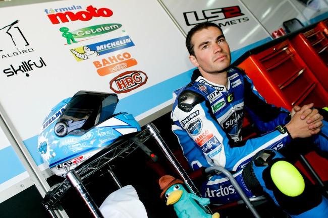 Rámos partirá en Motorland desde la primera fila de parrilla en las dos pruebas puntuables en el CEV Repsol de Moto2