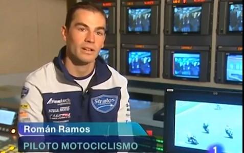 Román Ramos entrevistado por RTVE Cantabria