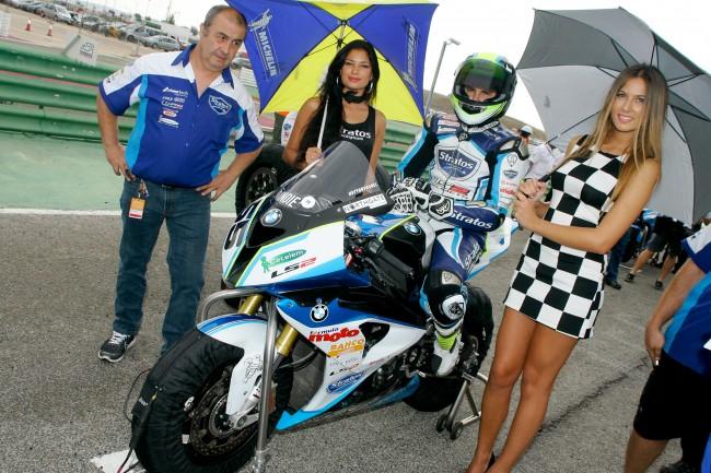 Faubel llega a Navarra con la intención de situar su BMW entre las mejores de Stock Extreme