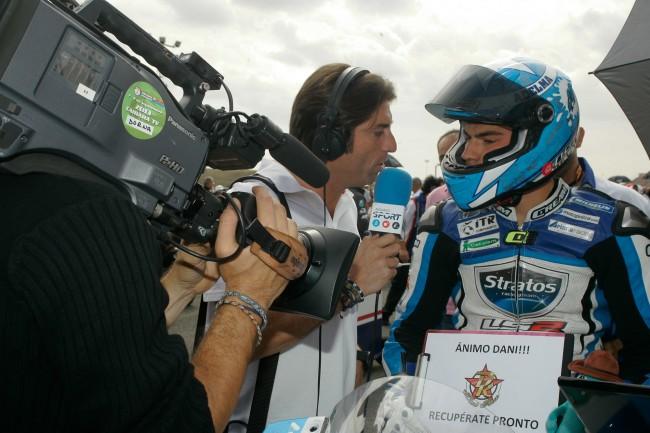 Hat-Trick para Ramos y Team Stratos en Albacete, que consiguen pole, récord del circuito y victoria con Ariane