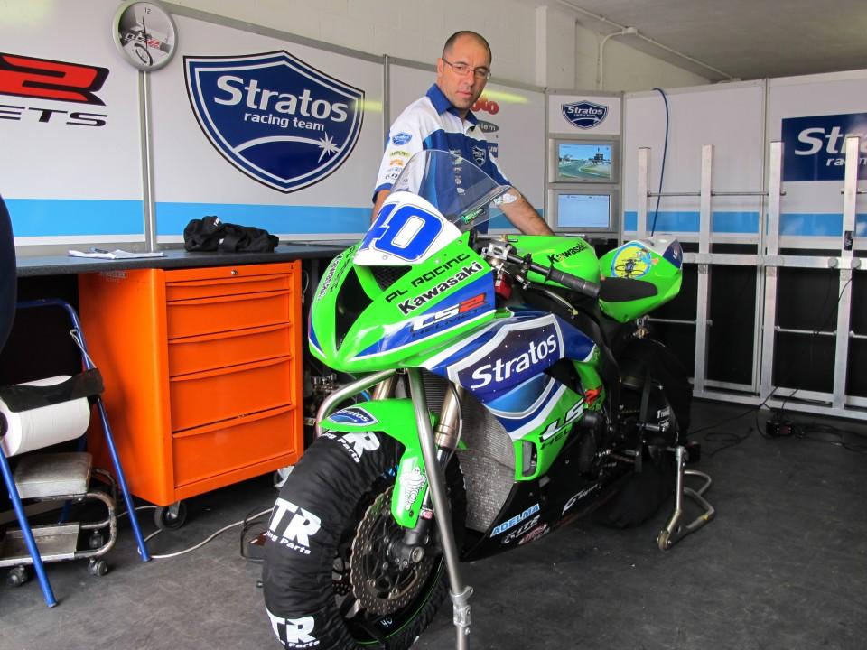 El Team Stratos tendrá equipo en la categoría Superstock 600 del CEV