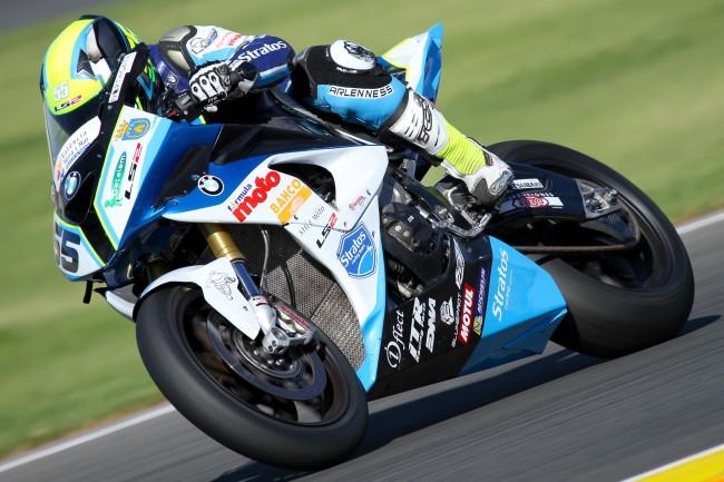 Faubel y Team Stratos firman la mejor carrera con BMW en Valencia