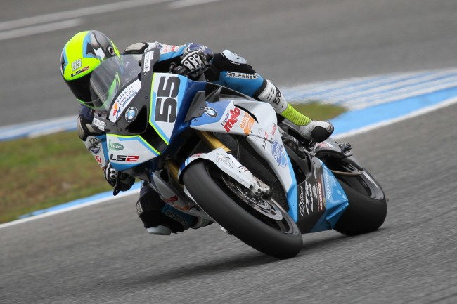 Faubel buscará la remontada en Jerez