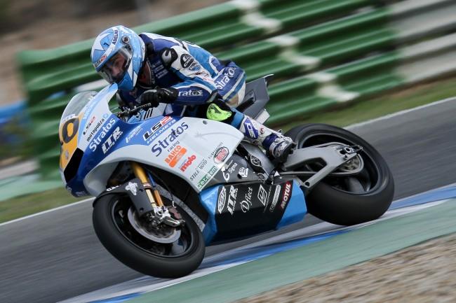 Ramos, Team Stratos y Ariane a un paso del título de Moto2