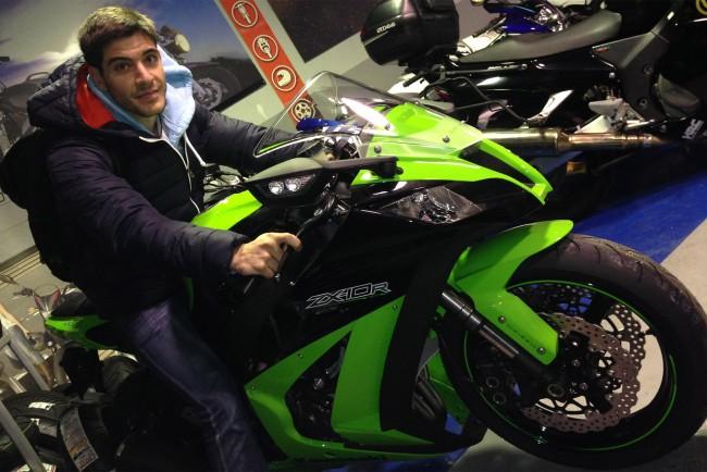 Team Stratos, Santi Barragán y Kawasaki lucharán por el título de Superbike en el FIM CEV Repsol 2014