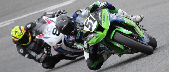 Santi Barragán encabeza la tercera fila en el arranque del FIM CEV en Jerez