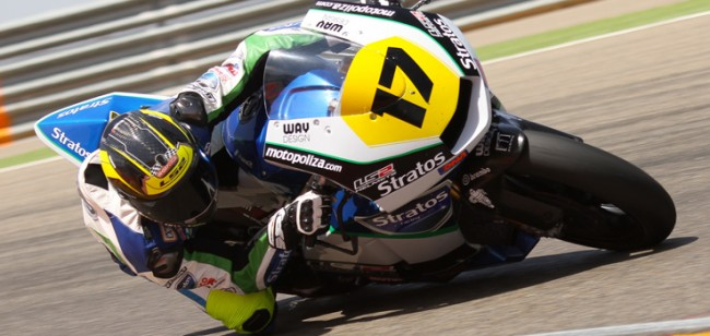 El Team Stratos llega a Montmeló con el podio en el punto de mira