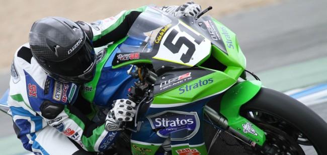El Team Stratos vuelve a la lucha por el liderato en el Circuito de Navarra