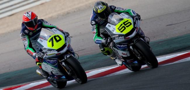 Santi Barragán y Stratos consiguen un nuevo podio y se acercan al liderato