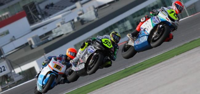El Team Stratos luchará por el podio en Valencia