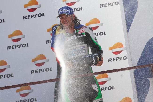 Robertino Pietri será la apuesta del Team Stratos Yamaha para luchar por el título del FIM CEV Superbike 2015