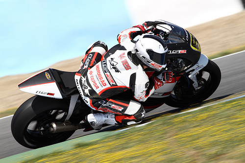 Nikki Coates regresa a Moto2 con el Team Stratos y Ariane