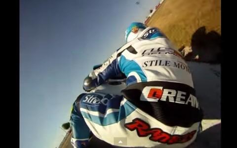 Ramos y Team Stratos Vuelta On board Ariane2 Albacete