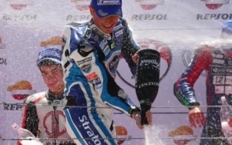 Ariane Racing: Ariane2 - Rider's (2013) and constructor's (2012) champion CEV Moto2