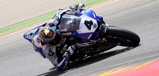 Pietri y el Team Stratos lucharán por el podio en MotorLand