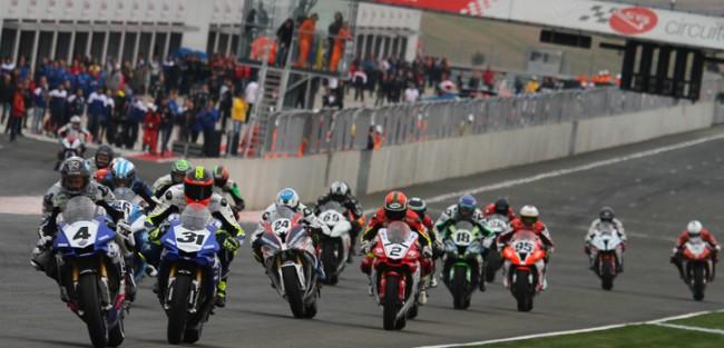 Robertino Pietri y el Team Stratos Yamaha lucharán por una nueva victoria del FIMCEV en Jerez