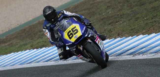 """Ramírez se mete en el """"top10"""" en su debut con Ariane en el FIM CEV Moto2 European Championship"""