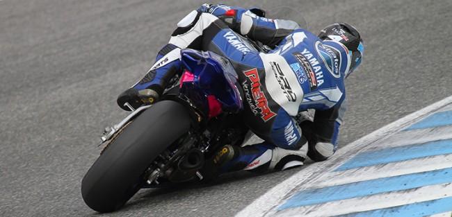 Pietri lleva la Yamaha R1M del Team Stratos a la primera fila en Jerez