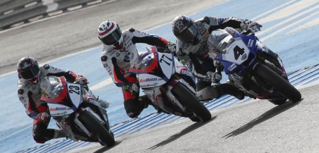 Pietri y Stratos llegan a Valencia con el subcampeonato de Superbike como objetivo
