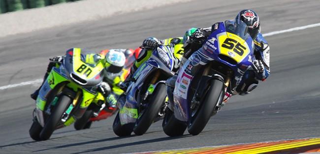 El Team Stratos Moto2 cierra la temporada en Cheste