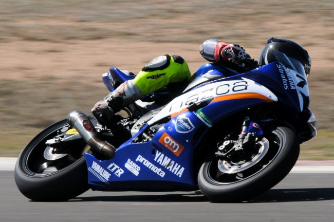 El Yamaha Stratos disputará el RFME CEV con Diego Carbó en Stock600