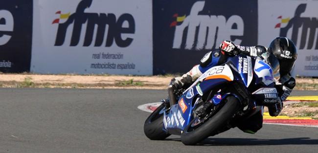 """Diego Carbó se estrena con un """"TOP10"""" en la primera carrera de Stock600 RFME-CEV con Team Stratos en Albacete"""