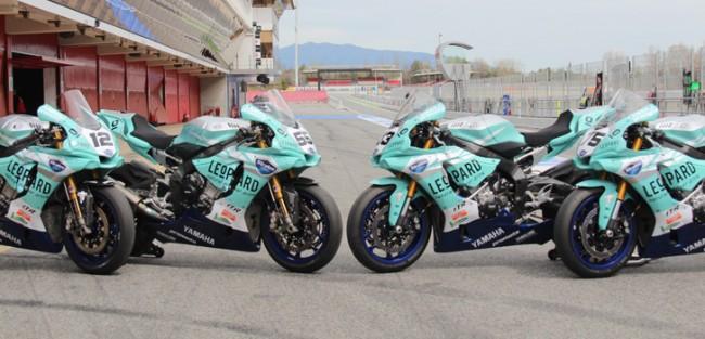El Leopard Yamaha Stratos viaja a Valencia para la primera cita del FIM CEV