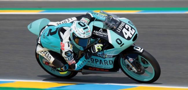 Ramírez y el Leopard Junior Stratos se aferran al liderato en Le Mans