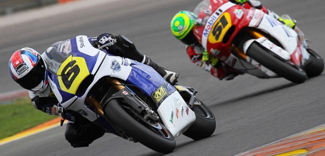 Segunda prueba del FIM CEV Moto2 para Michael Aquino y Max Enderlein con el debut de Carbó