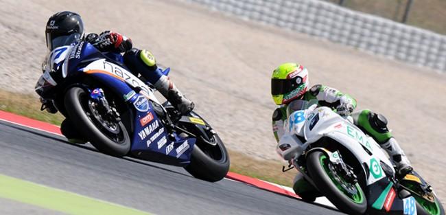 Gran remontada de Diego Carbó en el Circuit de Barcelona-Catalunya
