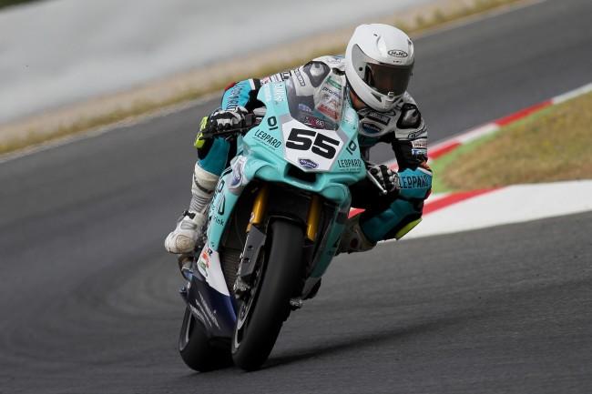 El Leopard Yamaha Stratos Team, preparado para luchar por el podio en Albacete
