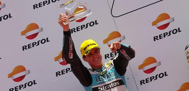 Ramírez y el Leopard Junior Stratos vuelven al podio en Albacete