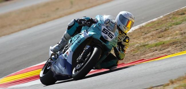 Portimao espera al Leopard Yamaha Stratos Team