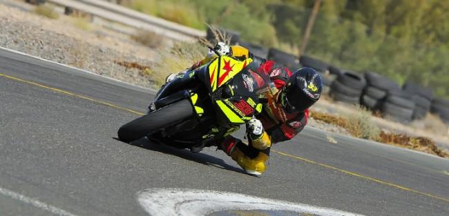 Jeremy Bernet se une al Team Stratos para disputar las pruebas de Jerez y Valencia del FIM CEV Moto2