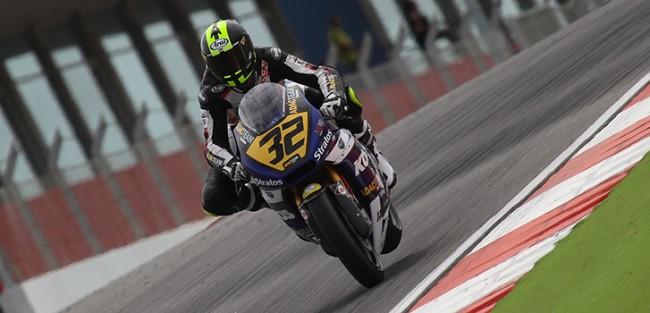 Jerez acoge el estreno de Bernet en Moto2 junto a Enderlein en las filas del Stratos