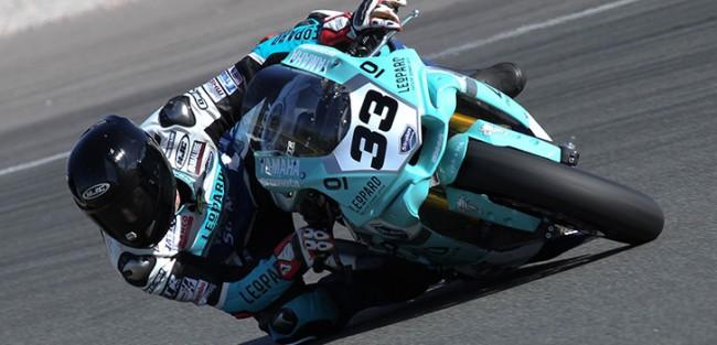 El Leopard Yamaha Stratos buscará despedir la temporada desde el podio