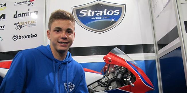 El Team Stratos comienza el FIM CEV en Moto2 y con Joan Uviña en la European Talent Cup