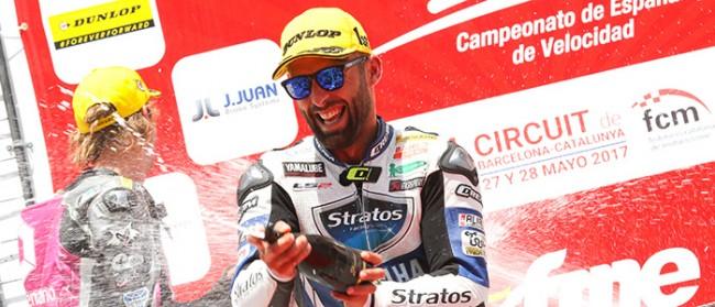 Rodríguez y el Yamaha Stratos vencen y ponen el colofón a un fin de semana perfecto en el Circuit de Barcelona-Catalunya