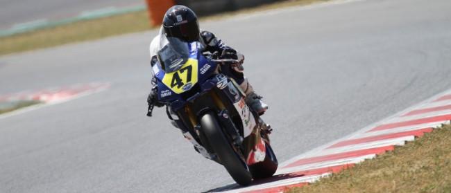 Ángel Rodríguez y el Yamaha Stratos Team llegan a Navarra para pelear por el liderato