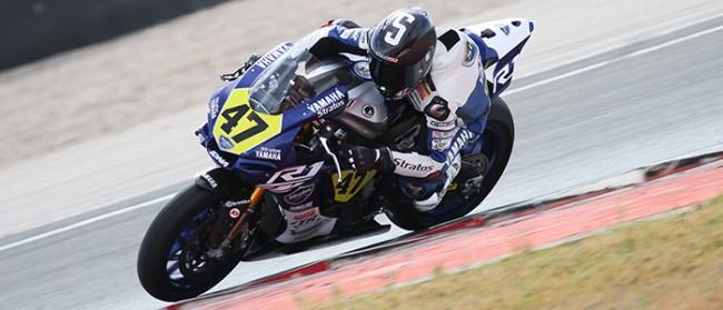 El Yamaha Stratos y Ángel Rodríguez buscarán el podio en Navarra desde la primera fila de parrilla