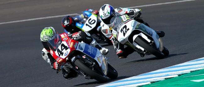 Buena progresión de los pilotos del Team Stratos en el Circuito de Jerez