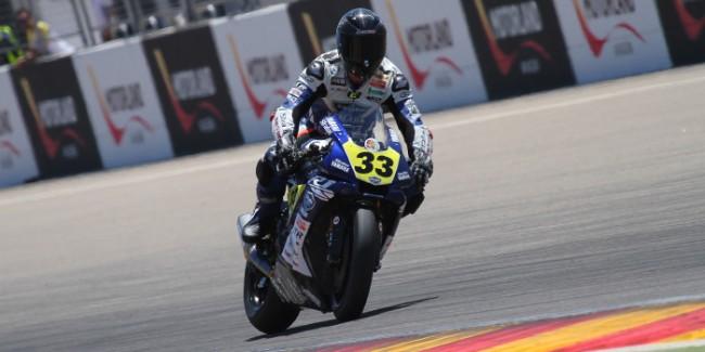 El Yamaha Stratos Team, preparado para la lucha en Albacete