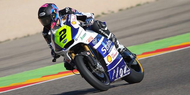 Jornada positiva para los pilotos del Team Stratos en MotorLand Aragón