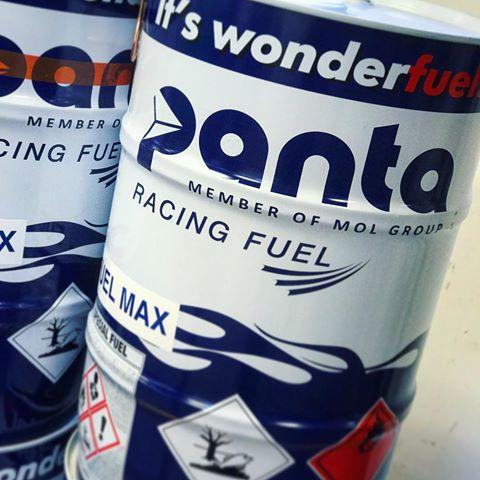 Panta Racing Fuel se une al Team Stratos para la distribución y servicio en competición.