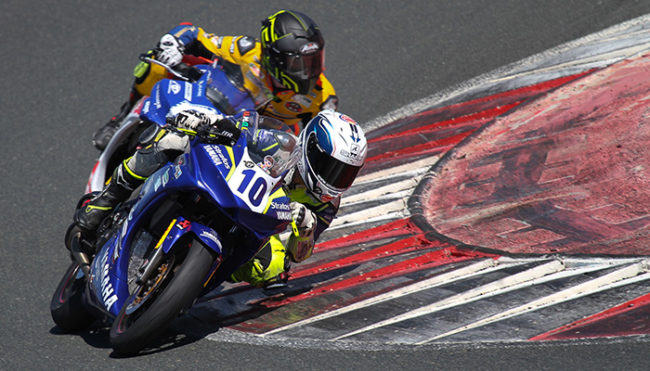 Unai Orradre de nuevo entre los mejores en el Circuito de Navarra