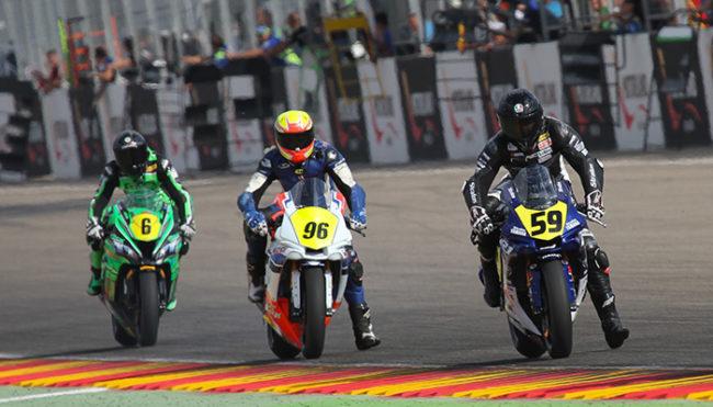 McFadden suma sus primeros puntos con el Yamaha Stratos