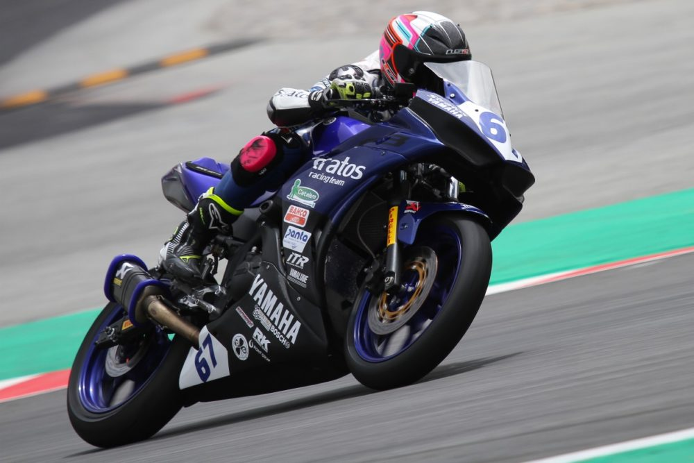 Iker Vera Yamaha R3