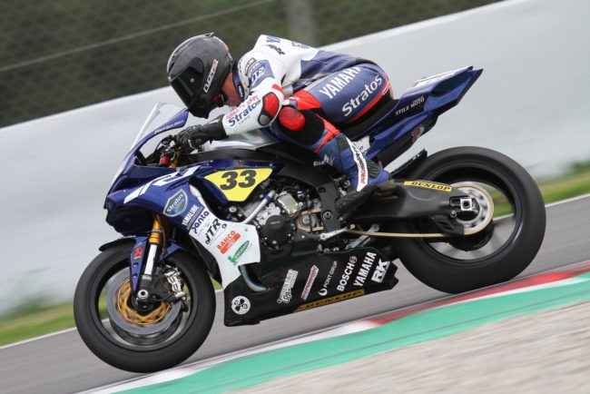 MotorLand Aragón espera a un renovado Team Yamaha Stratos