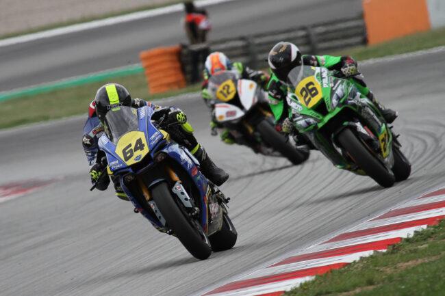 Valencia espera al Team Yamaha Stratos este fin de semana